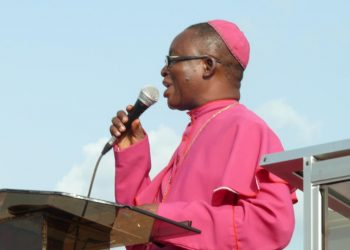 Bishop Adeleke Bamigboye. Methodist Church of Nigeria
