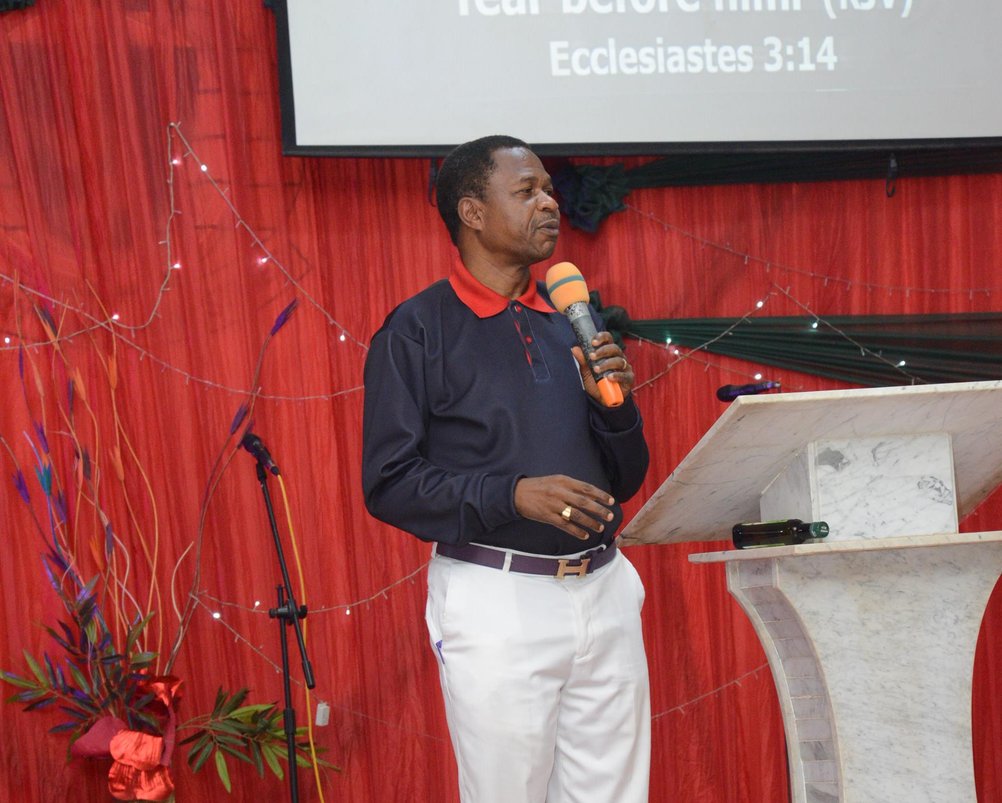 ANOINTING FOR DURABLE BLESSINGS