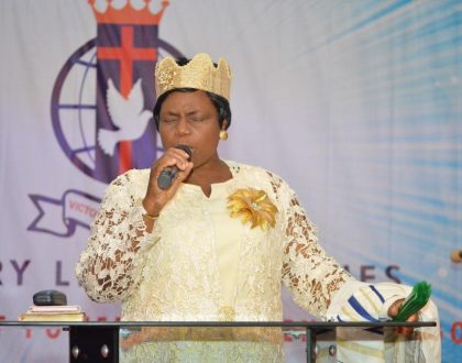 PRAYER HOUR (REV. MRS TITI BAMIDELE)