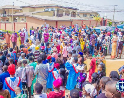 OSUN CHURCH JOINS CAN'S PROTEST AGAINST INSECURITY, KILLINGS
