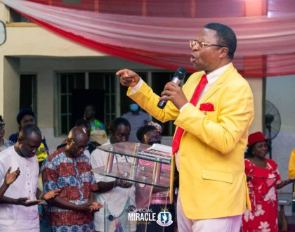 ANOINTING FOR FRUITFULNESS