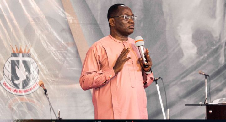 WHAT IT TAKES TO BE PART OF THE GREAT MOVING OF GOD (REV. PROFESSOR GREG ERHABOR)