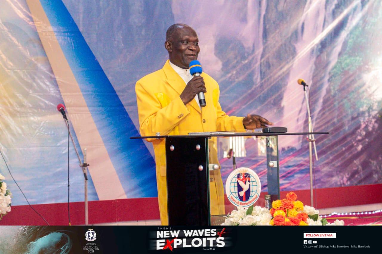 FIVE SECRETS OF GOD by: Bishop Samson Grace