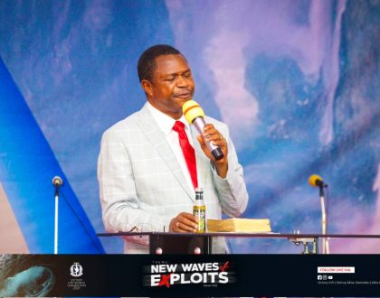 NEW WAVES OF SPECIAL MIRACLES (BISHOP MIKE BAMIDELE)